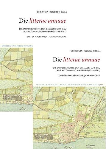 Die litterae annuae: Christoph Flucke