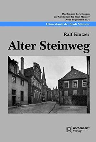 Häuserbuch der Stadt Münster 4: Ralf Kl�tzer