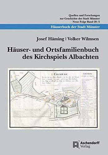 Häuser- und Ortsfamilienbuch des Kirchspiels Albachten: Josef Häming