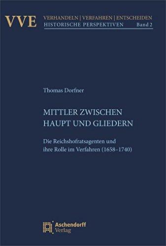 Mittler zwischen Haupt und Gliedern: Thomas Dorfner
