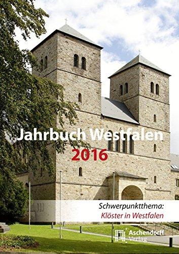 Jahrbuch Westfalen 2016