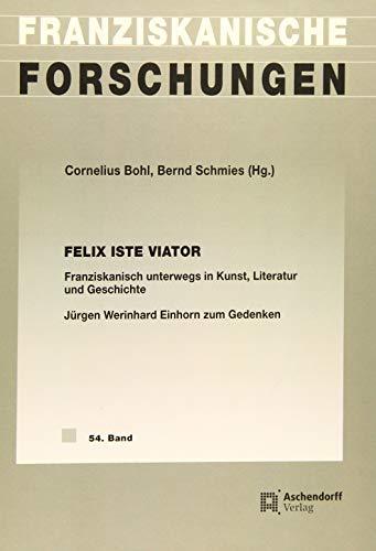 Felix iste viator: Bernd Schmies