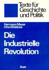 9783403005391: Die Industrielle Revolution