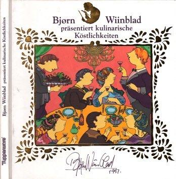 Björn Wiinblad präsentirt kulinarische Kostbarkeiten: Björn Wiinblad