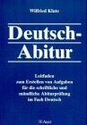9783403030812: Deutsch-Abitur.