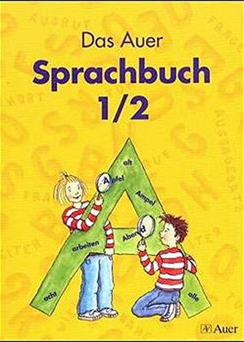 9783403032632: Das Auer Sprachbuch 1/2. Schülerbuch. Bayern.