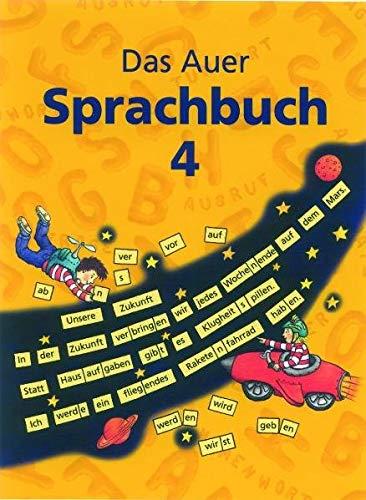 9783403032694: Das Auer Sprachbuch. 4. Schuljahr. Schülerbuch. Ausgabe für Bayern