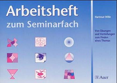 Seminarfach, Arbeitsheft - Wille, Hartmut
