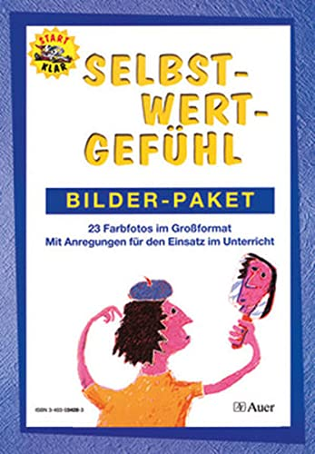 9783403034285: Selbst-Wert-Gefühl, Bilder-Paket: 3. und 4. Klasse