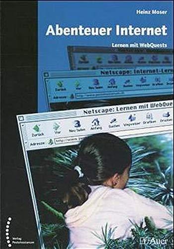 9783403034674: Abenteuer Internet, m. CD-ROM