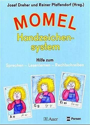 9783403034902: Momel Handzeichensystem (Livre en allemand)