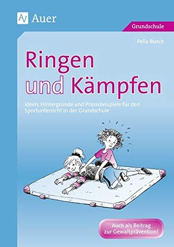 9783403037279: Ringen und Kämpfen.