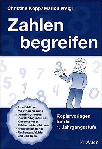 9783403037545: Mein Zahlenbuch: Die Zahlen von 1 bis 10.