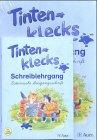 9783403038092: Tintenklecks - Die Fibel. Schreiblehrgang Lateinische Ausgangsschrift inkl. Heft für Linkshänder