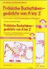 9783403038535: Fr�hliche Buchstabengedichte von A bis Z.