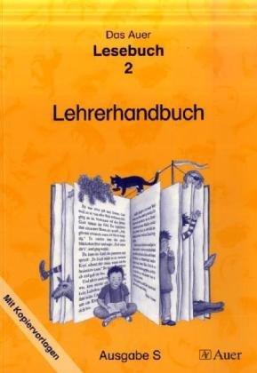 Das Auer Lesebuch 2 - Lehrerhandbuch: Ausgabe S - BW - Kerstin Berktold, Sabine Hoyer, Tania Leix, Bettina Westphal