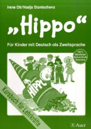 9783403040569: Hippo 1. Kursbuch für Lehrkräfte