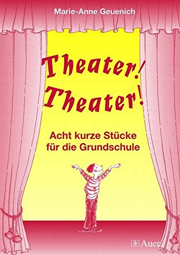 9783403043775: Theater! Theater!