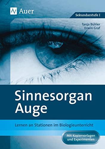9783403044727: Sinnesorgane Auge