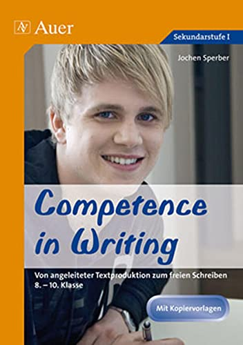 9783403045816: Competence in Writing