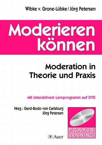 9783403046462: Moderieren k�nnen, m. DVD-ROM