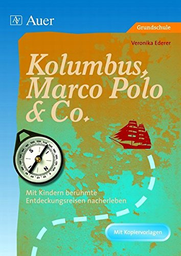 9783403048039: Kolumbus, Marco Polo & Co.