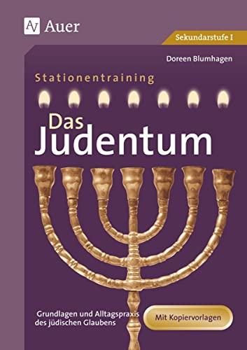 Das Judentum Stationenlernen Zu Den Grundlagen Und Zur