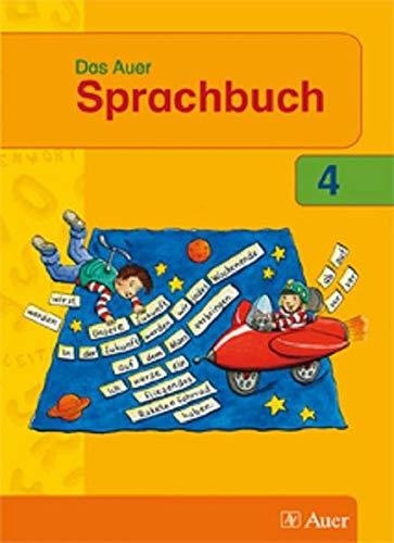 9783403049432: Das Auer Sprachbuch. 4. Schuljahr. Ausgabe f�r Bayern