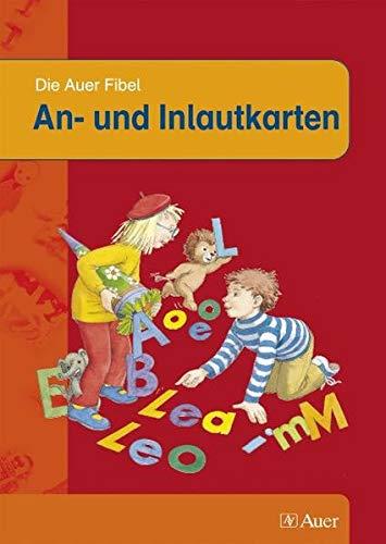 9783403049739: An- und Inlautkarten (Buchstaben in Druckschrift und VA)