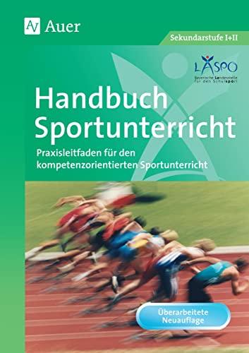 9783403049746: Handbuch Sportunterricht, m. CD-ROM u. DVD-ROM