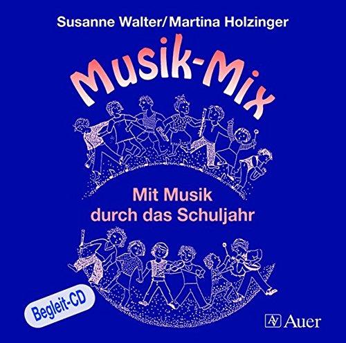 9783403059417: Musik-Mix. Begleit-CD