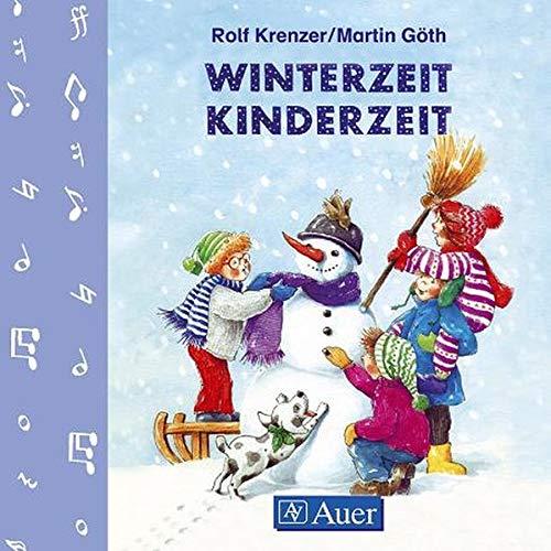 9783403059882: Winterzeit Kinderzeit. CD