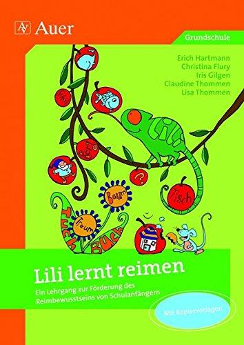 9783403063490: Lili lernt reimen