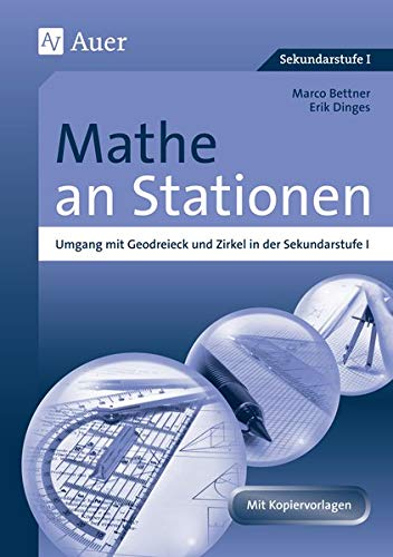 9783403065913: Mathe an Stationen Sekundarstufe I