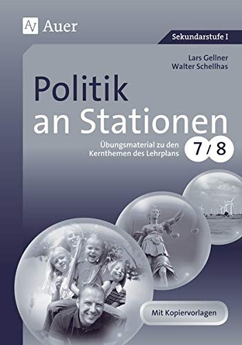 Politik an Stationen: Gellner, Lars