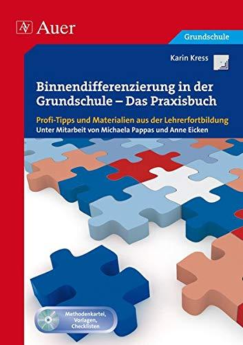 9783403069799: Binnendifferenzierung in der Grundschule: Profi-Tipps und Materialien aus der Lehrerfortbildung (1. bis 4. Klasse)