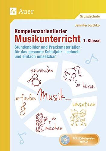 9783403070740: Kompetenzorientierter Musikunterricht 1. Klasse