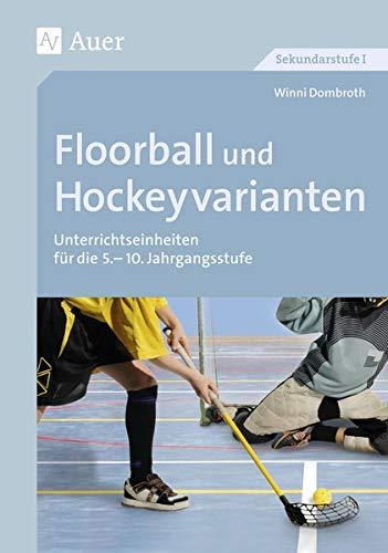 9783403072317: Floorball und Hockeyvarianten