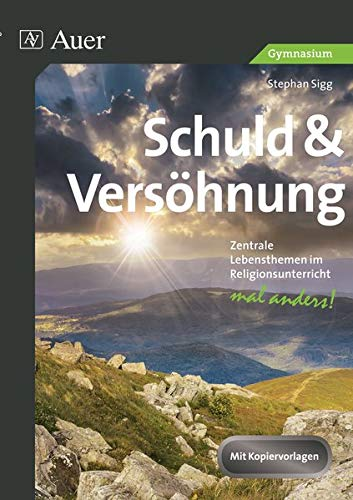9783403075912: Schuld & Vers�hnung, Gymnasium