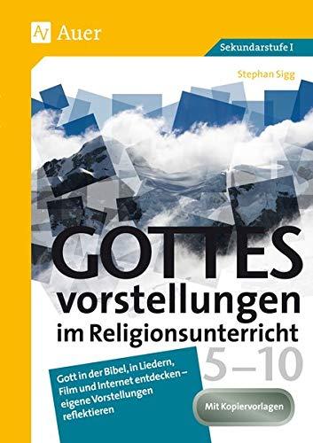 9783403076629: Gottesvorstellungen im Religionsunterricht 5-10