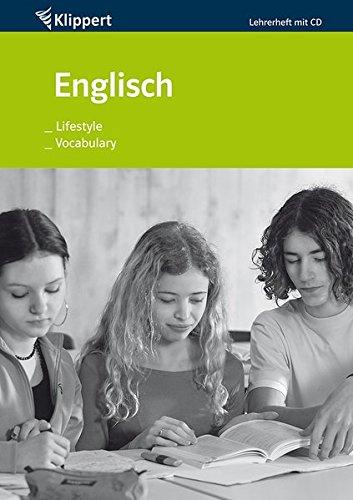 9783403090236: Lifestyle / Vocabulary. Lehrerheft mit Multisession-CD (Audio/Video) (7. und 8. Klasse)