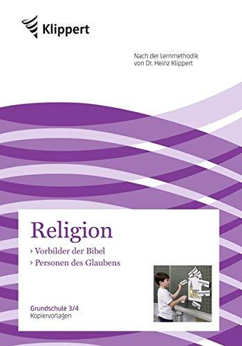 9783403092018: Religion 3/4, Vorbilder der Bibel - Personen des Glaubens
