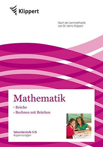 Brüche - Rechnen mit Brüchen: Kopiervorlagen (5.: Harnischfeger, Johanna, Juen,