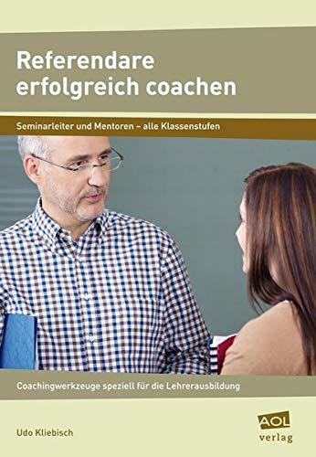 9783403100614: Referendare erfolgreich coachen