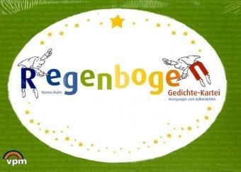 9783403101000: Regenbogen-Gedichte-Kartei I