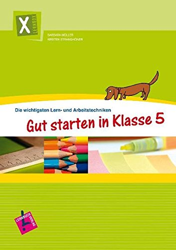 9783403112297: Lernbox Gut starten in Klasse 5