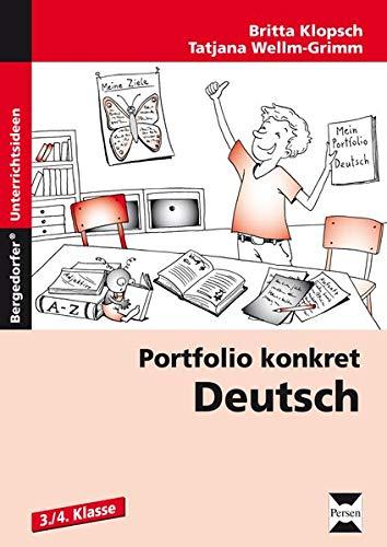 9783403230878: Portfolio konkret: Deutsch