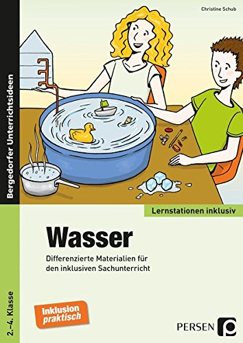 9783403232865: Wasser: Differenzierte Materialien für den inklusiven Sachunterricht (2. bis 4. Klasse)
