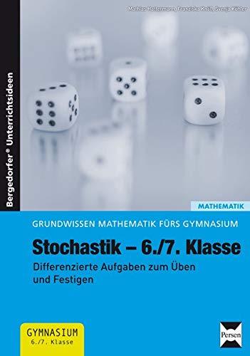 9783403233220: Stochastik - 6./7. Klasse: Differenzierte Aufgaben zum Üben und Festigen