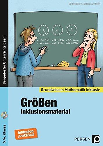 9783403234135: Gr��en - Inklusionsmaterial, m. CD-ROM